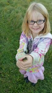 Samantha's Frog